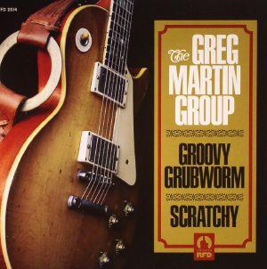 GREG MARTIN GROUP, The - Groovy Grubworm