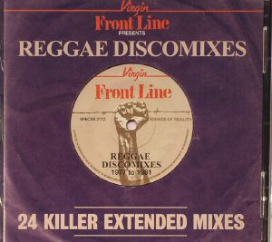 VARIOUS - Front Line Presents: Reggae Discomixes