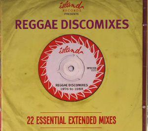 VARIOUS - Island Presents: Reggae Discomixes