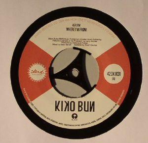 BUN, Kiko - Where I'm From