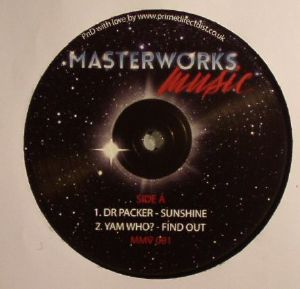 DR PACKER/YAM WHO?/GET DOWN EDITS/COUTEL - Masterworks Vol 1