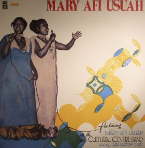 USUAH, Mary Afi with THE SES CULTURAL CENTRE BAND - Ekpenyong Abasi
