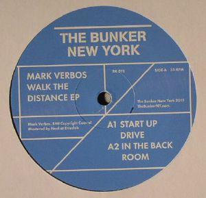 VERBOS, Mark - Walk The Distance EP
