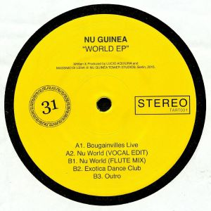 NU GUINEA - World EP