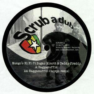 MUNGO'S HI FI feat SUGAR MINOTT/DADDY FREDDY - Raggamuffin