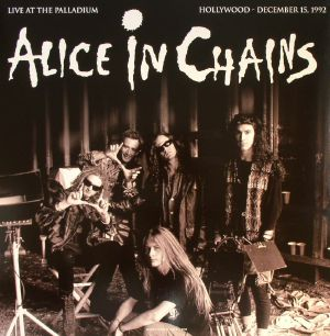 ALICE IN CHAINS - Live At The Palladium Hollywood 1992
