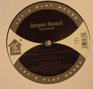 RENAULT, Jacques - Talk System EP