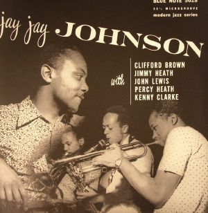 JJ JOHNSON - Jay Jay Johnson