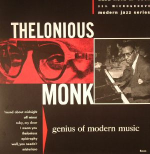 MONK, Thelonious - Genius Of Modern Music