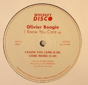 BOOGIE, Olivier - I Know You Care EP