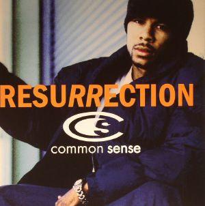 COMMON SENSE - Resurrection (remixes)