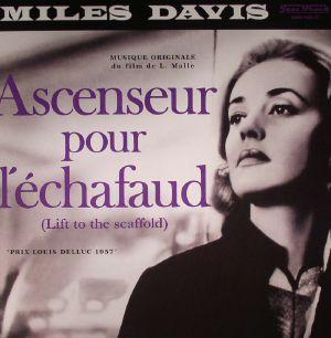 DAVIS, Miles - Ascenseur Pour L'Echafaud: Lift To The Scaffold (Soundtrack)