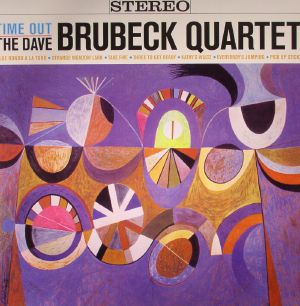 DAVE BRUBECK QUARTET, The - Time Out (remastered)