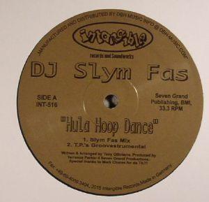 DJ SLYM FAS - Hula Hoop Dance