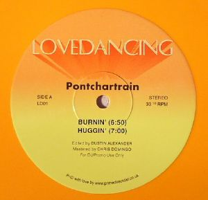 PONTCHARTRAIN - Burnin EP