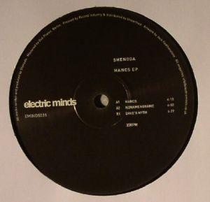 SHENODA - Mancs EP