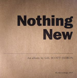 SCOTT HERON, Gil - Nothing New