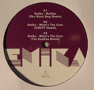 EMIKA - Drei (remixes)