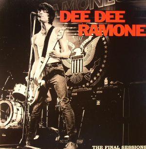 RAMONE, Dee Dee - The Final Sessions