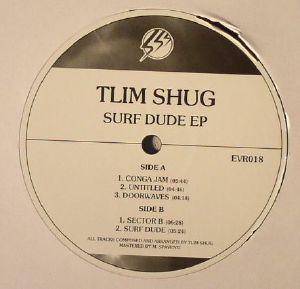 TLIM SHUG - Surf Dude EP
