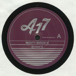 MIGHTY BARON III/SUN RUNNERS - A17