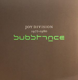 JOY DIVISION - Substance 1977-1980 (remastered)