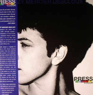DESCLOUX, Lizzy Mercier - Press Color (remastered)
