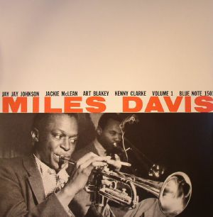DAVIS, Miles - Volume 1 (remastered)