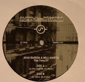 BARERA, John/WILL MARTIN - This Time EP