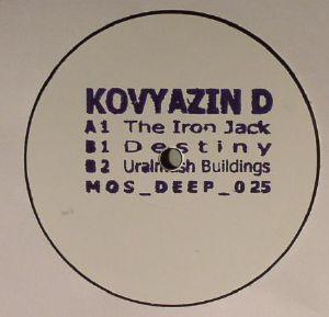 KOVYAZIN D - Destiny