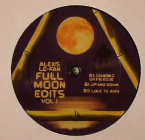 ALEXIS LE FAN - Full Moon Edits Vol 1