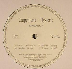 CARPENTARIA/HYSTERIC - Dromedary EP
