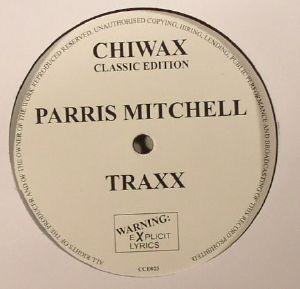 MITCHELL, Parris - Traxx (remastered)