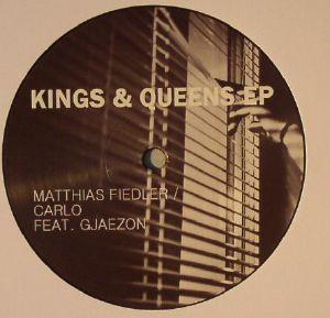 FIEDLER, Matthias/CARLO feat GJAEZON - Kings & Queens EP