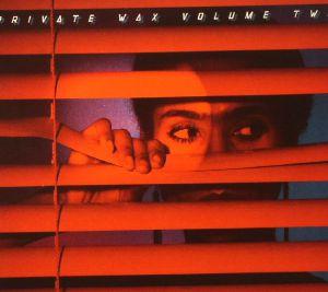 ZAFLOVEVINYL/VARIOUS - Private Wax Volume 2: Super Rare Boogie & Disco