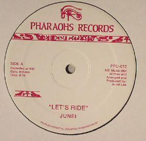 JUNEI - Let's Ride