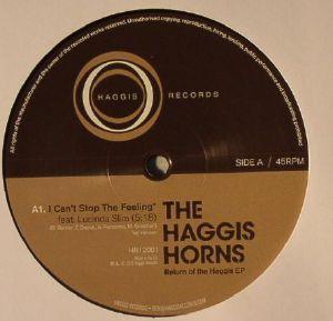 HAGGIS HORNS, The - Return Of The Haggis EP