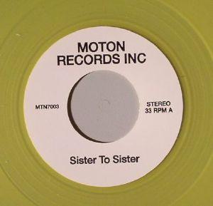 MOTON RECORDS INC - Sister To Sister