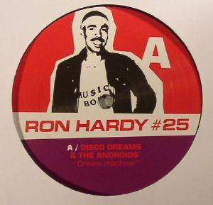 HARDY, Ron - RDY #25