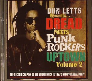 LETTS, Don/VARIOUS - Dread Meets Punk Rockers Downtown Volume 2: the Second Chapter Of The Soundtrack To 1977s Punky-Reggae Party