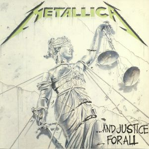 METALLICA - And Justice For All (reissue)