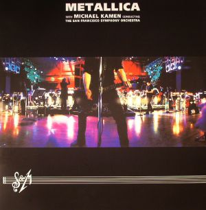 METALLICA with MICHAEL KAMEN/THE SAN FRANCISCO ORCHESTRA - S&M