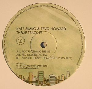 SIMKO, Kate/TEVO HOWARD - Theme Track EP