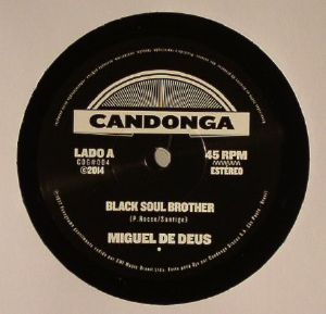 DE DEUS, Miguel - Black Soul Brother
