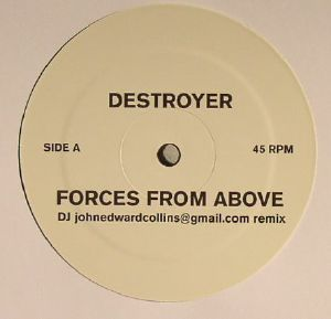 DESTROYER - Forces From Above
