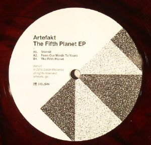 ARTEFAKT - The Fifth Planet EP