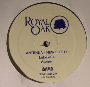 ANTENNA - New Life EP