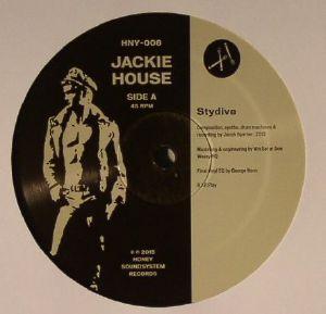 HOUSE, Jackie - Stydive