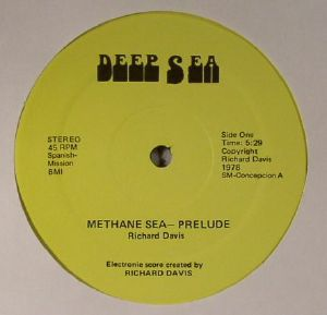 DAVIS, Richard - Methane Sea