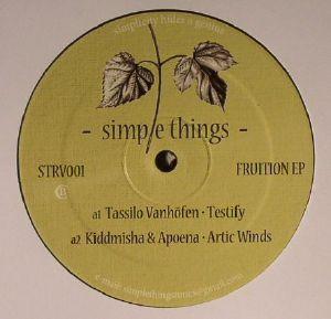 VANHOFEN, Tassilo/KIDDMISHA/APOENA/BSQIT/PONTY MYTHON - Fruition EP